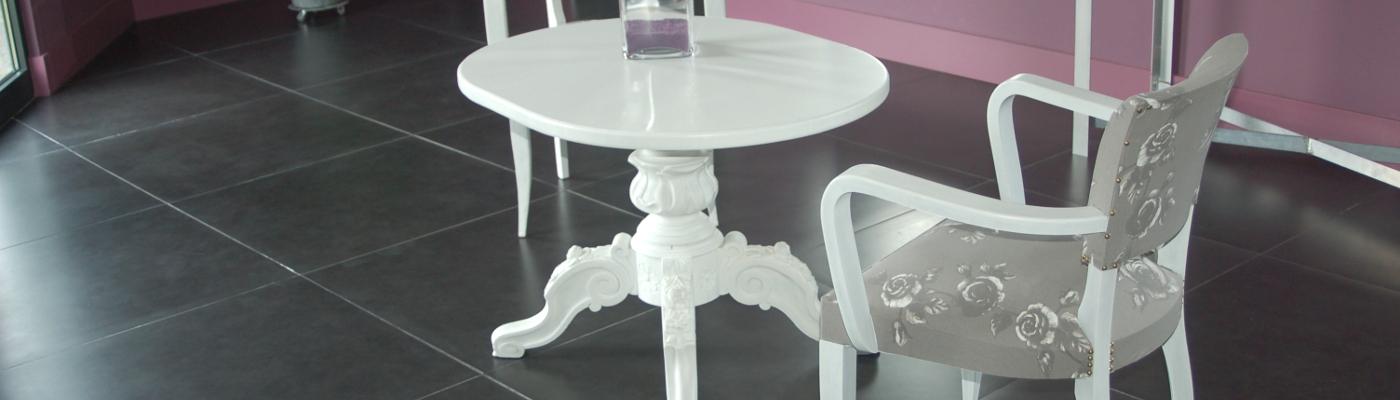 Rénovation de chaises et fauteuils